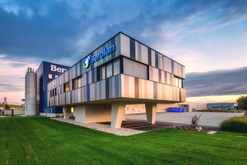 Neues Firmengebäude der BEROLAN GmbH